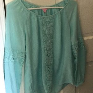 Lilly Pulitzer Tops - Lilly Pulitzer blue top